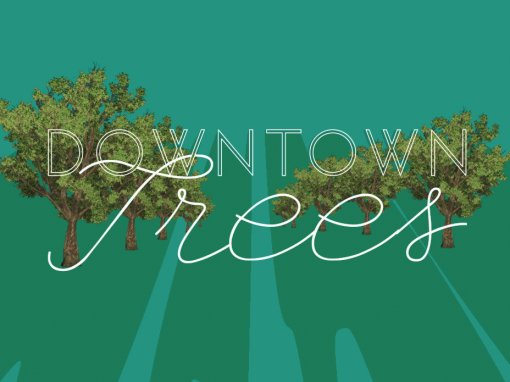 Downtown Trees – Motion
