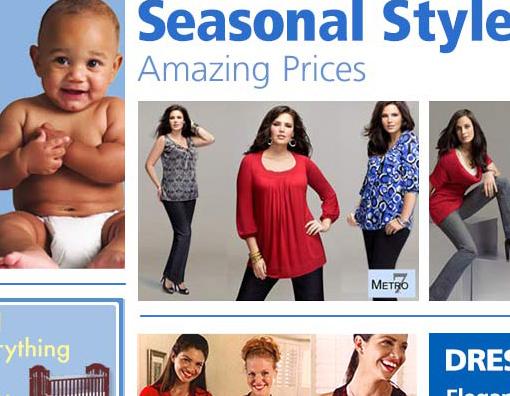 Walmart – Web & Emailer